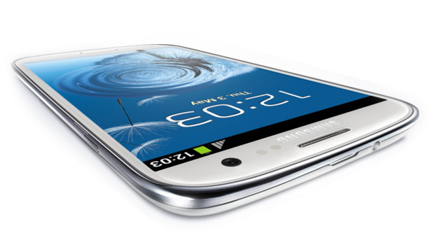 Samsung a prsent le Galaxy S3 le 4 mai 2012