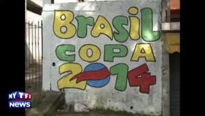 Street art : les rues de Sao Paulo aux couleurs du Mondial