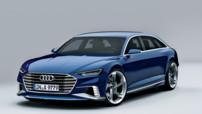 Audi Prologue Avant, concept-car de grand break présenté pour le Salon de Genève 2015