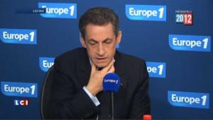 Bayrou votera Hollande : Sarkozy minimise