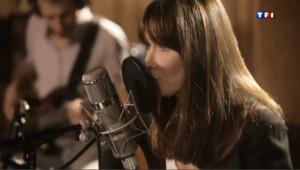 Carla Bruni : extrait de son nouvel album