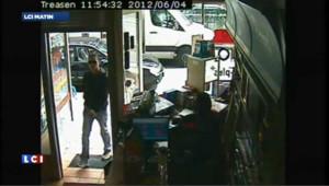 La vidéo de Luka Rocco Magnotta dans le cybercafé de Berlin