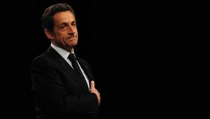 Nicolas Sarkozy en mars 2012/Image d'archives