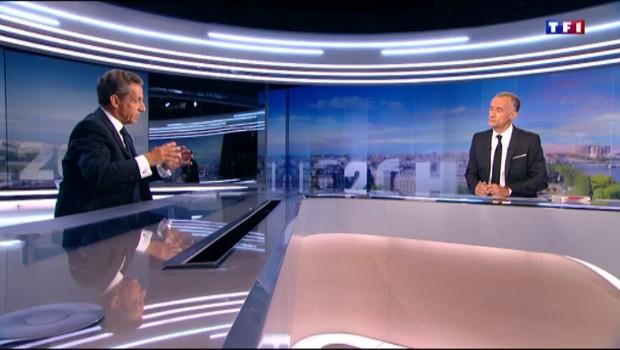 Présidentielle 2017 : Nicolas Sarkozy souhaite une baisse des impôts et des dépenses publiques