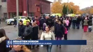 Suède : attaque au sabre dans une école