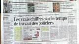 Les policiers en colère contre Le Figaro