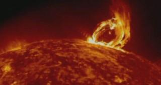Une éruption solaire filmée par la Nasa : découvrez les images exceptionnelles