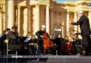 Palmyre : un orchestre symphonique russe fait vibrer la cité gréco-romaine