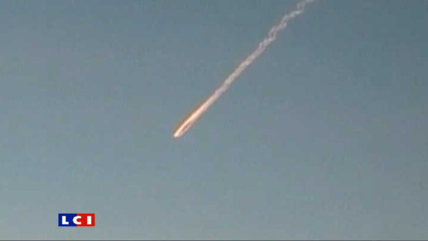Une météorite s'écrase au Pérou: les images