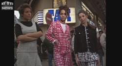 1993, Tati souhaite attirer une clientèle plus branchée