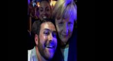 angela merkel selfie Brisbane G20 Australie