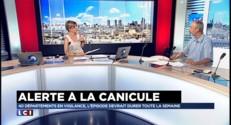 Canicule : pourquoi fait-il deux degrés de plus à Paris qu'à Vincennes ?