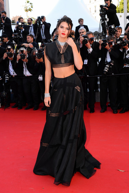 Kendall Jenner Cannes Mai 2015