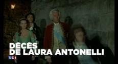 L'ex-compagne de Jean-Paul Belmondo, Laura Antonelli, est décédée