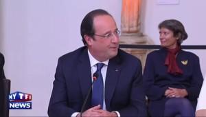 La petite blague de Hollande sur Filippetti