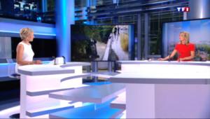 Le 20 heures du 23 août 2015 : Intempéries dans l'Hérault : comment expliquer les déluges répétitifs ? - 275