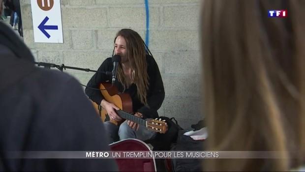 Le métro, cette école de musique qui ne ressemble à aucune autre