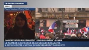 Manif Hollande Direct
