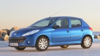PEUGEOT 206+ 1.4e 75ch Pack Limited - 2010