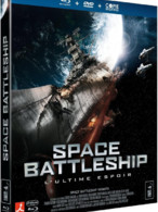 Visuel Blu-ray Space Battleship de Takashi Yamazaki