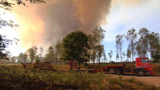 Les pompiers landais luttent toujours contre les flammes