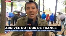 Arrivée du Tour de France : victoire au bout de la 21ème et dernière étape sur les Champs-Elysées