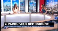 """Juppé favorable à une sortie de la Grèce : la députée PS Berger le trouve """"irresponsable"""""""