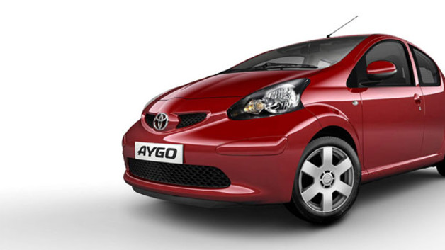 photos automoto la nouvelle toyota aygo en images mytf1. Black Bedroom Furniture Sets. Home Design Ideas