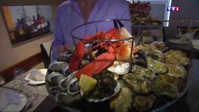Le plateau de fruits de mer, le succès des fêtes de fin d'année
