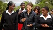 Natalie Portman, son engagement pour la scolarisation
