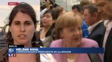 """La Grèce dit """"non"""" : le bilan des dix ans d'Angela Merkel à la chancellerie en jeu"""