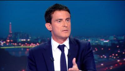 """Le 20 heures du 16 septembre 2014 : Manuel Valls : """"Ce qui m%u2019insupporte, c%u2019est le France bashing"""" - 1598.304"""