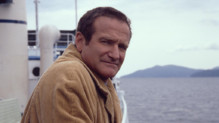 "Robin Williams dans ""Insomnia"" de Christopher Nolan"