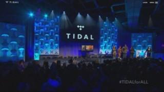 Lancement en grandes pompes de Tidal, le service de streaming musical de Jay-Z