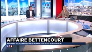 """Affaire Bettencourt : Eric Woerth et Patrice de Maistre relaxés dans le dossier """"trafic d'influence"""""""