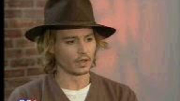 Cinma sortie de Fentre Secrte avec Johnny Depp