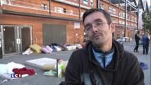 """Evacuation de migrants à Paris : """"Cela faisait deux mois qu'ils étaient là"""""""