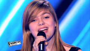 Louane - The Voice 2