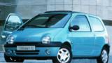 La voiture préférée des voleurs : la Twingo 1