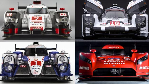 Découvrez les Protos du championnat d'endurance 2015