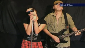 """Groupe de rock Francais """"Les sales mômes"""""""