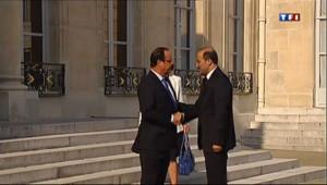 """Le 13 heures du 29 août 2013 : Hollande : """"Tout doit �e fait pour une solution politique"""" - 825.775"""