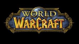 Le logo du jeu vidéo World of Warcraft
