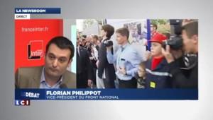 """Pour Philippot, la lettre de Sarkozy est """"une tribune de victimisation"""""""