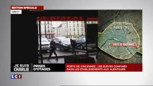 """Prises d'otages à Vincennes : l'UNSA Police appelle à """"ne surtout pas céder à la panique"""""""