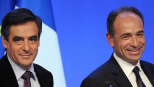 Septième évènement. François Fillon et Jean-François Copé étaient tous les deux candidats à la présidence de l'UMP. Après une élection contestée, elle aura de nouveau lieu en 2013.