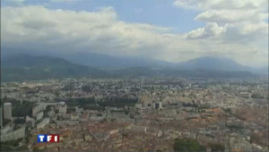 Zoom sur Grenoble