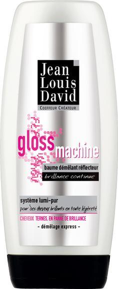 L'après-shampooing gloss de Jean-Louis David