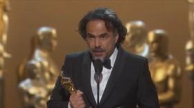 """Alejandro Inarritu, Oscar du meilleur réalisateur pour """"The Revenant"""""""