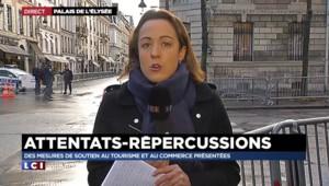 Au ralenti après les attentats, les restaurants parisiens attendent une aide de l'Etat